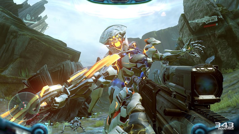 Halo 5 Guardians campaign 02