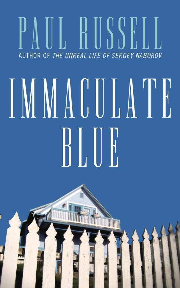 Paul Russell Immaculate Blue cover