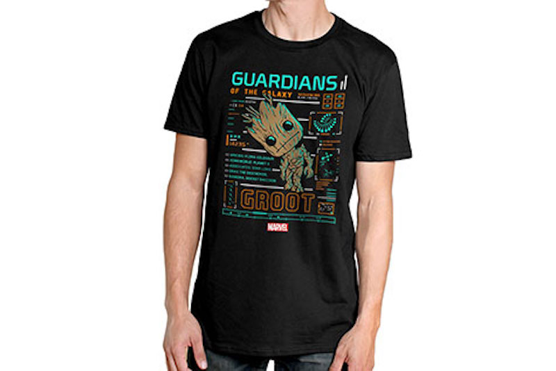 Funko Shirt Marvel Comics Groot