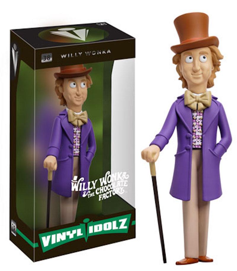 Funko Vinyl Idolz Willy Wonka And The Chocolate Factory