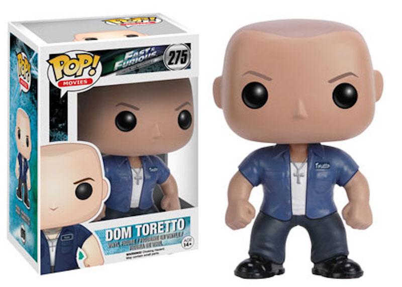 Funko Pop Fast And Furious 275 Dom Toretto