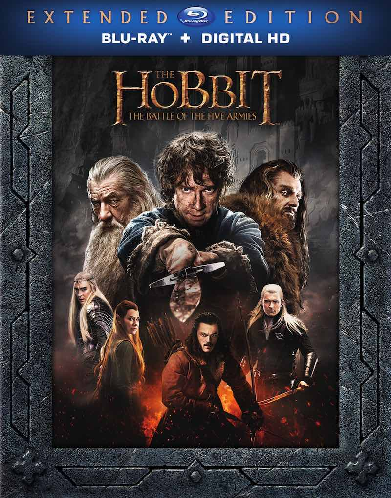 the hobbit the battle of the five armies extended edition review