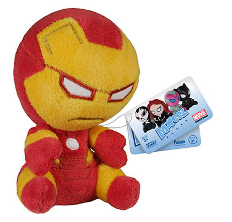 Funko Mopeez Captain America Civil War Iron Man
