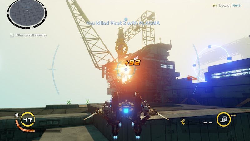 Strike Vector EX 01