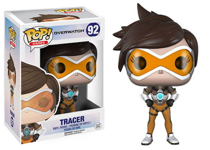 Funko POP Blizzard Overwatch 92 Tracer