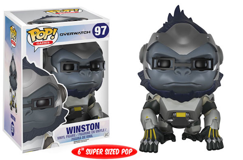 Funko POP Blizzard Overwatch 97 Winston
