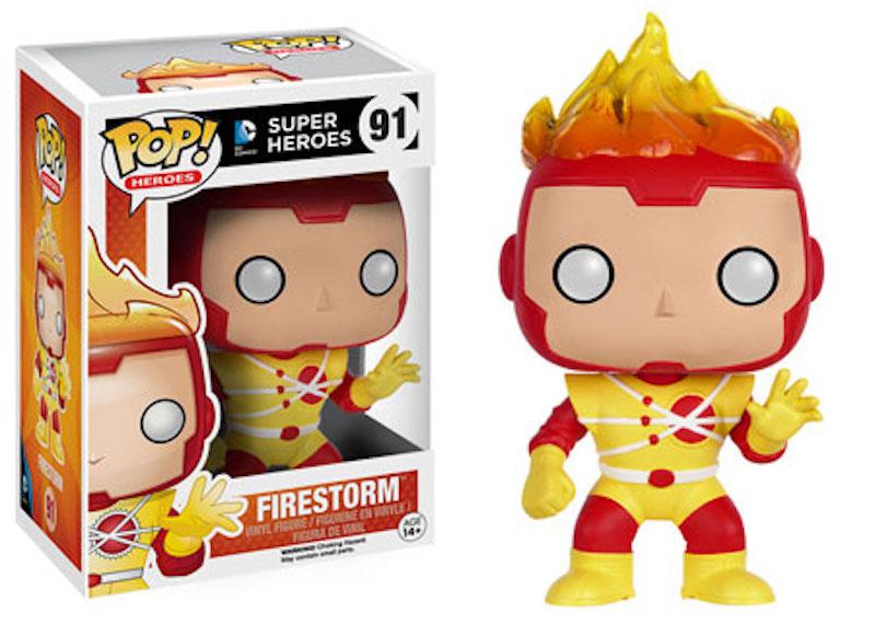 Funko POP! DC Comics 91 Firestorm