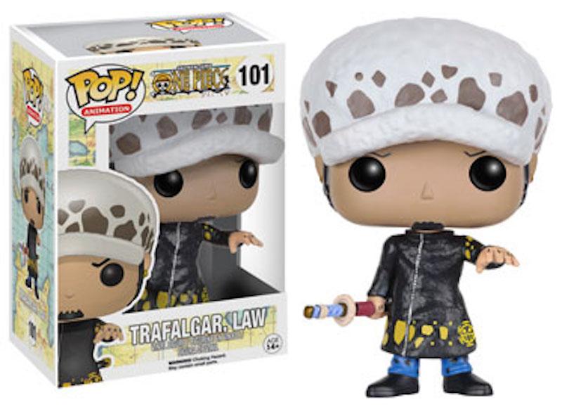 Funko POP! One Piece 101 Trafalgar Law
