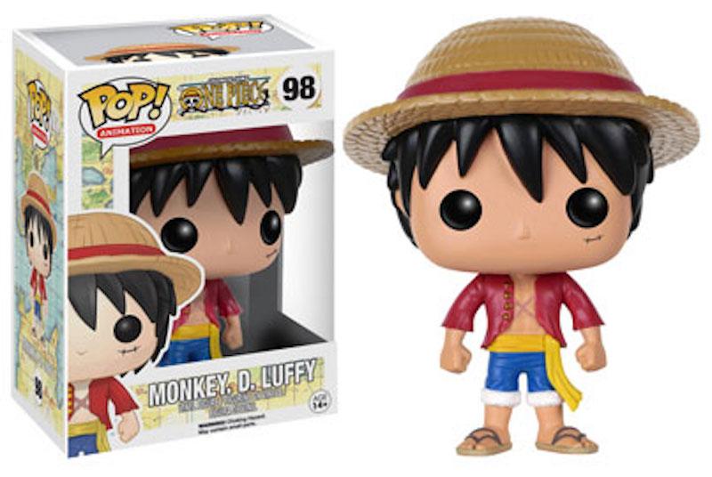 Funko POP! One Piece 98 Monkey D. Luffy