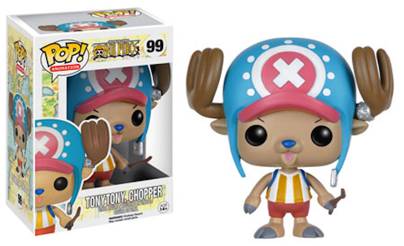 Funko POP! One Piece 99 Tony Tony Chopper