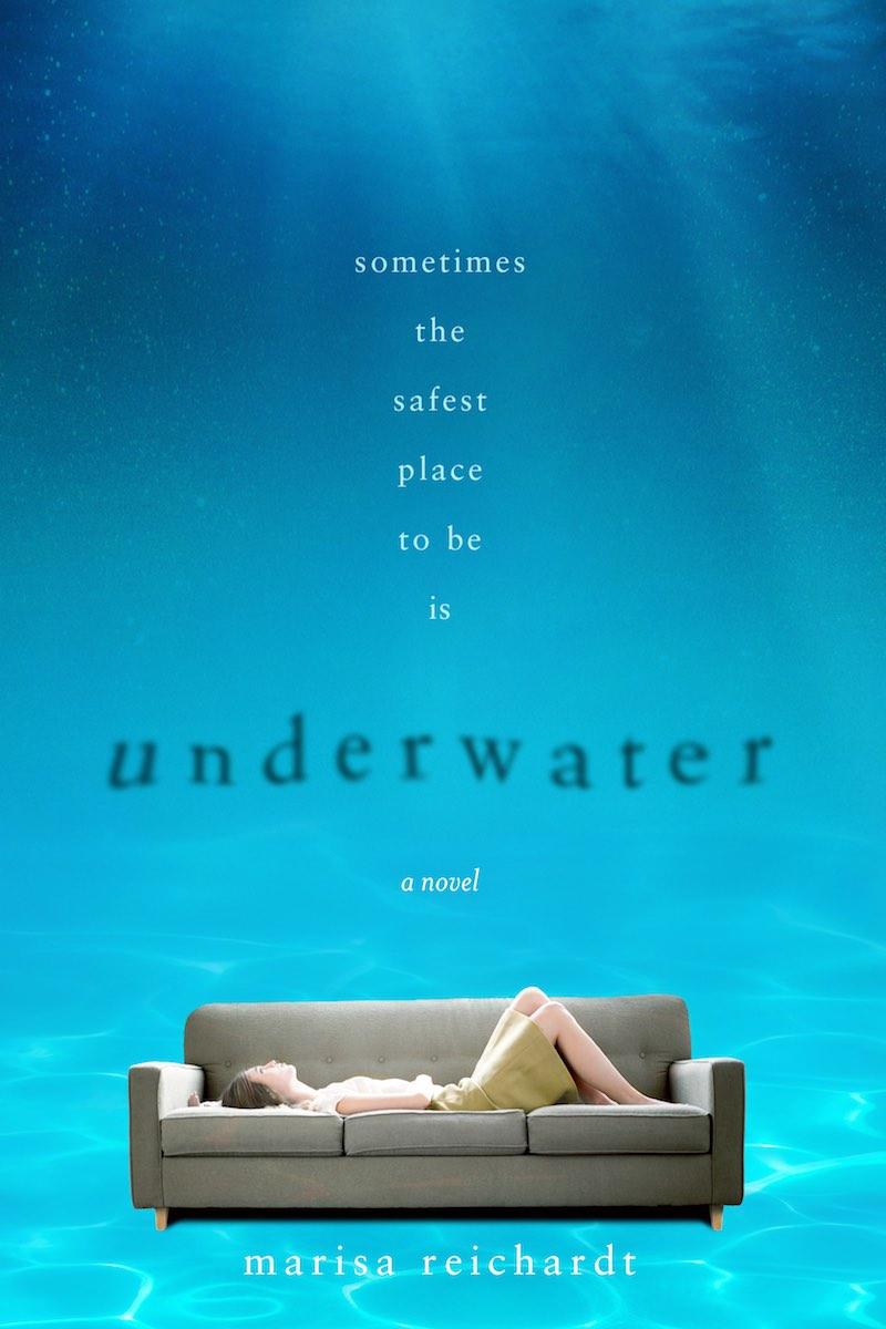 Marisa Reichardt Underwater cover