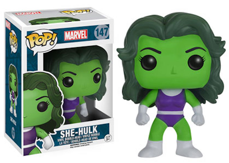 Funko Marvel Comics POP! 147 She-Hulk