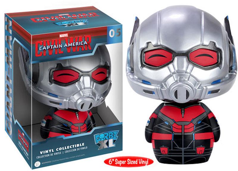 Funko Marvel Dorbz Captain America Civil War 05 Giant-Man