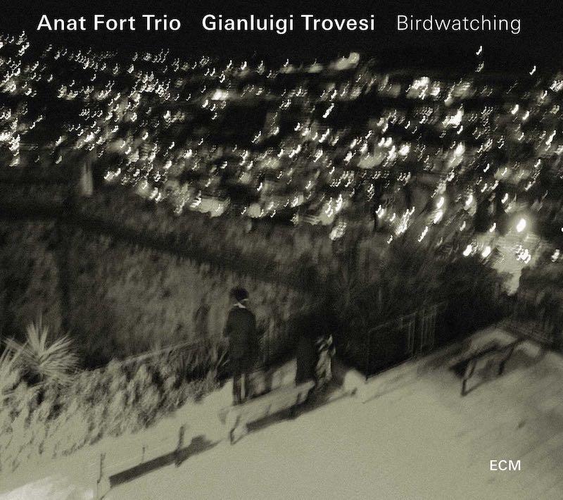 Anat Fort Trio Gianluigi Trovesi Birdwatching cover