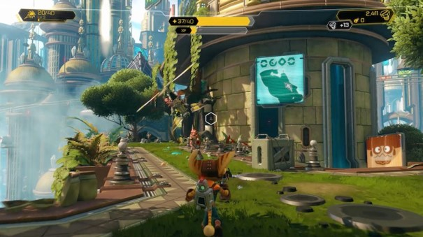 Ratchet & Clank Ratchet And Clank 01