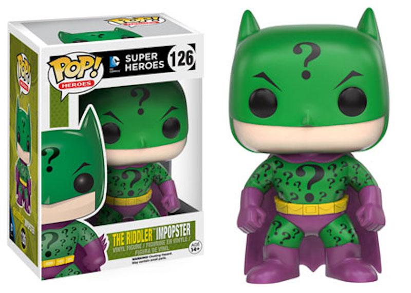 Funko Impopster DC Comics 126 The Riddler Batman