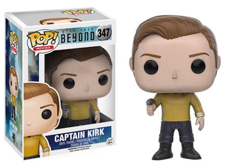 Funko POP! Star Trek Beyond 347 Captain Kirk