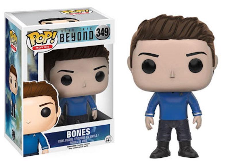 Funko POP! Star Trek Beyond 349 Bones