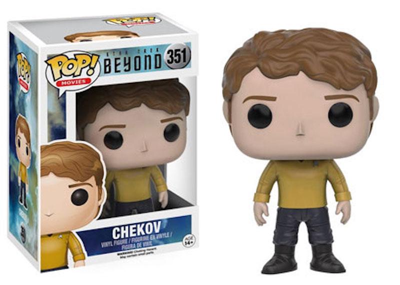 Funko POP! Star Trek Beyond 351 Chekov