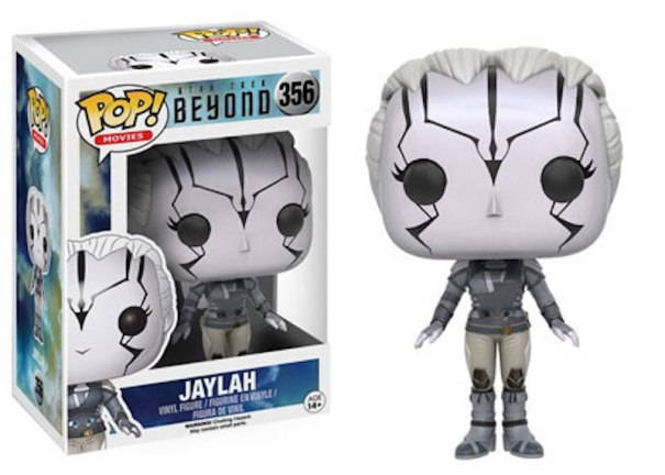 Funko POP! Star Trek Beyond 356 Jaylah
