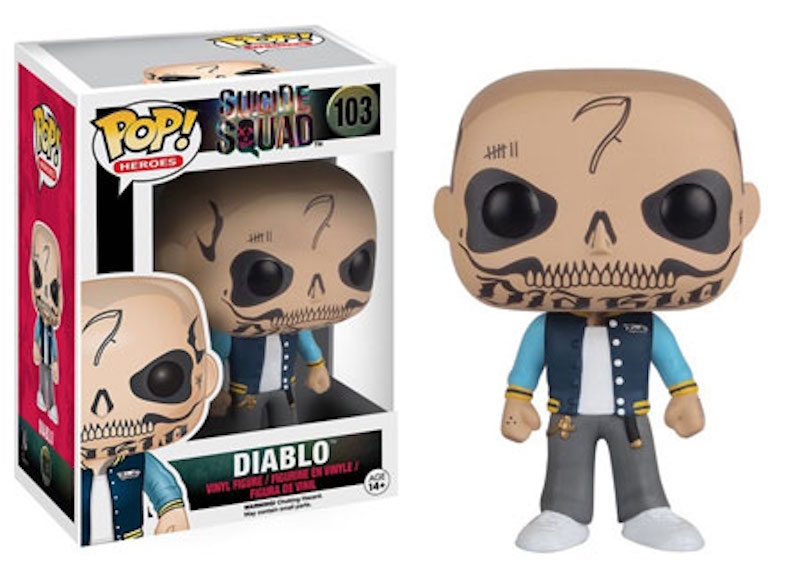 Funko POP! Suicide Squad 103 Diablo