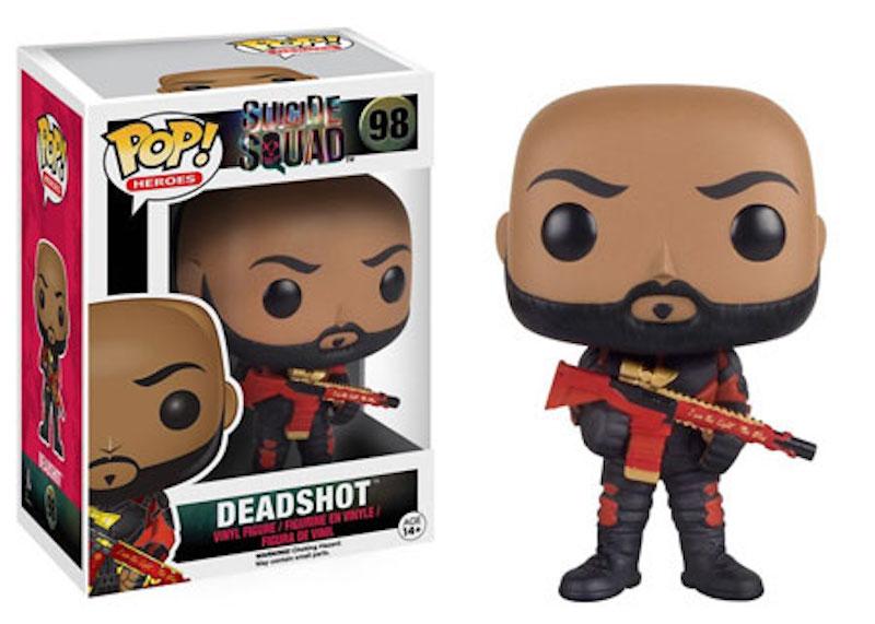 Funko POP! Suicide Squad 98 Deadshot