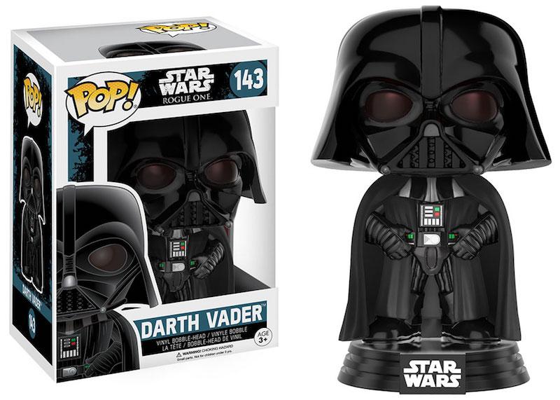 Funko Rogue One A Star Wars Story POP 143 Darth Vader