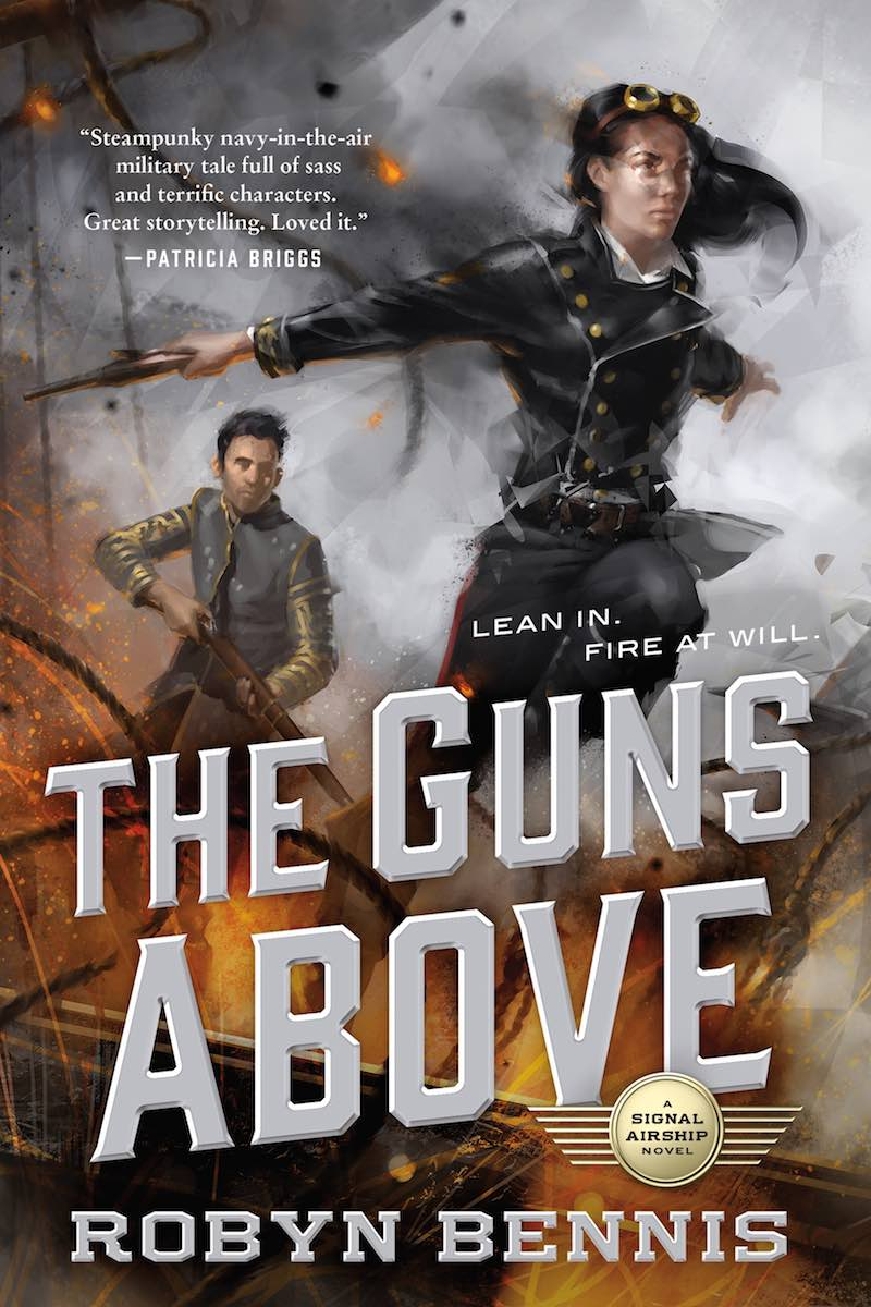 Robyn Bennis The Guns Above