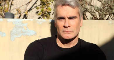 Henry Rollins Before The Chop III