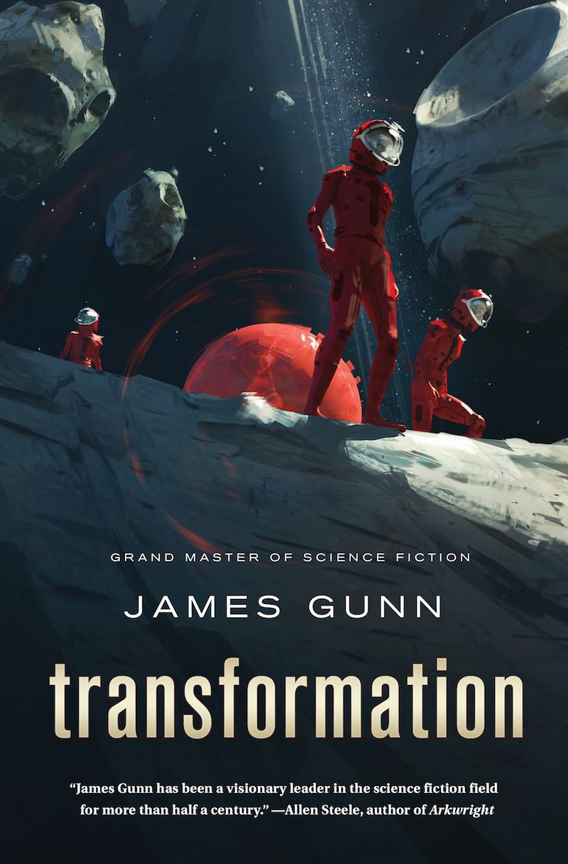 James Gunn Transgalactic Transcendental Transformation