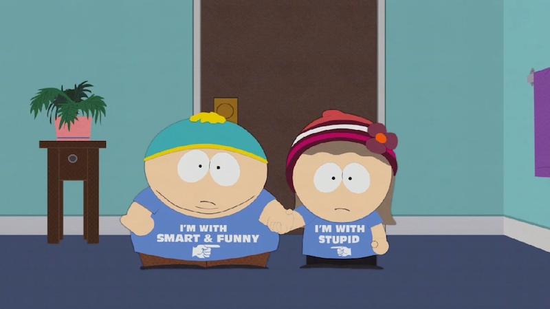 South Park The Complete Twentieth Season Blu-ray DVD