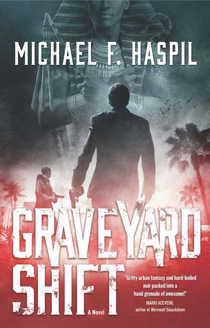 Michael F Haspil Graveyard Shift