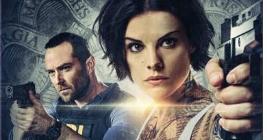 Blindspot The Complete Second Season Blu-ray DVD