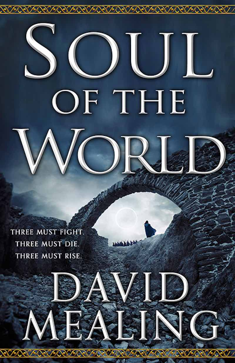 David Mealing The Ascension Cycle Soul Of The World
