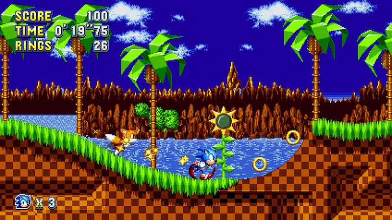 Edith Yang Sonic Mania Sonic The Hedgehog