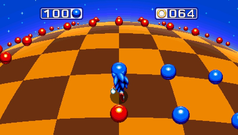 Sonic Mania Sonic The Hedgehog