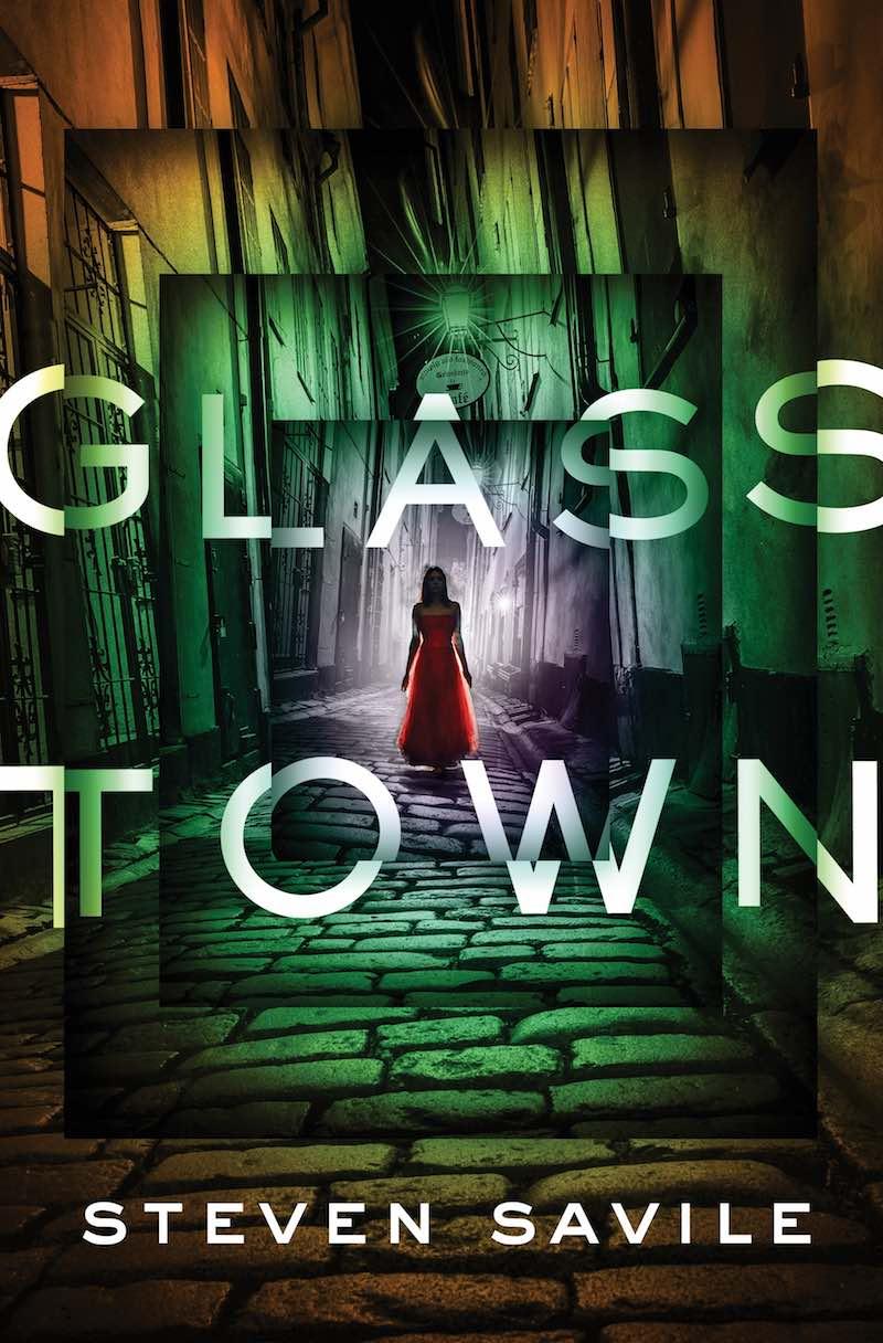 Steven Savile Glass Town