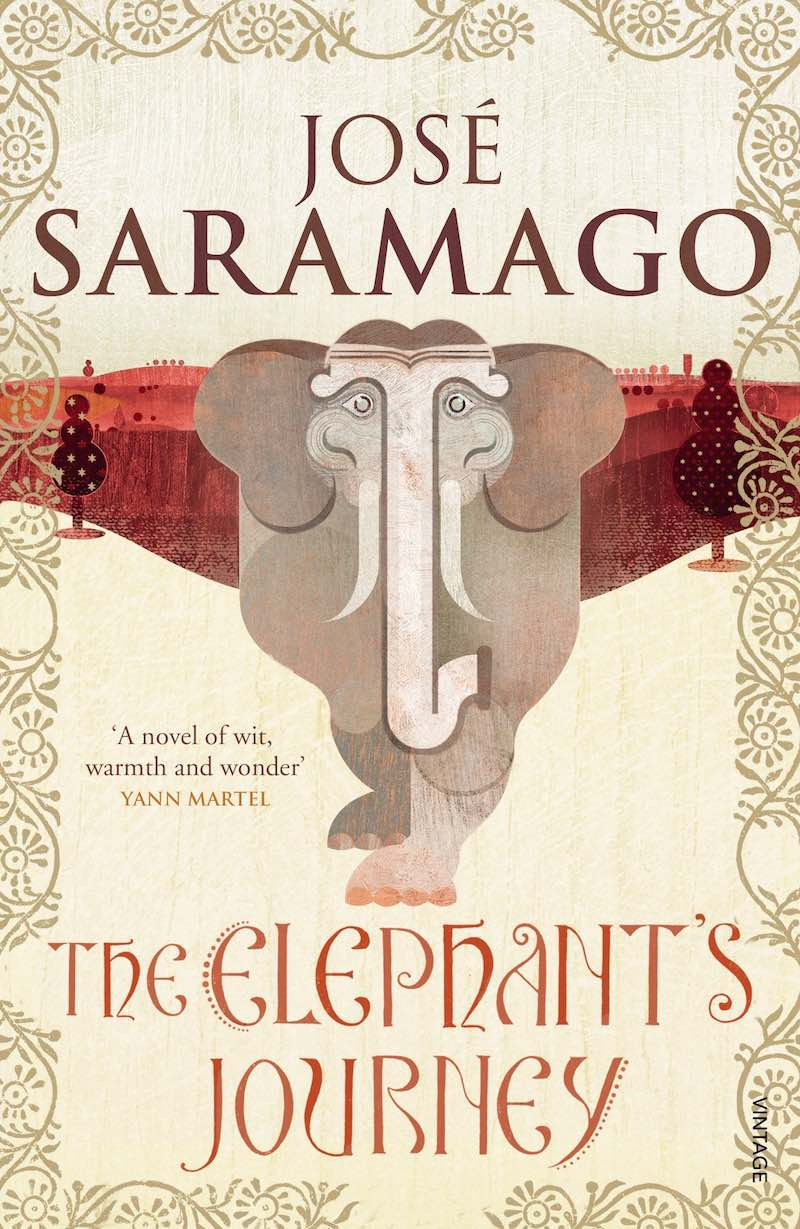 Best Books Of 2018 Jose Saramago The Elephants Journey
