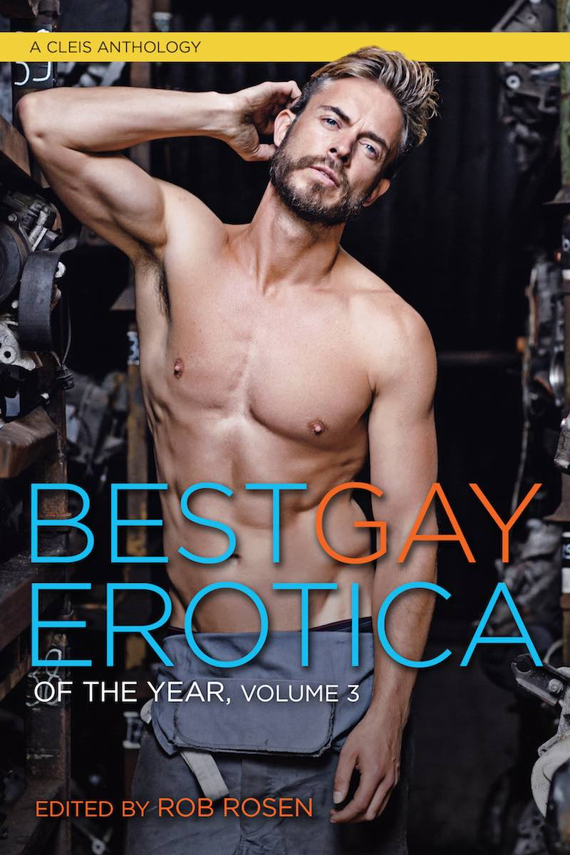 Bob Rosen Best Gay Erotica Of The Year Volume 3