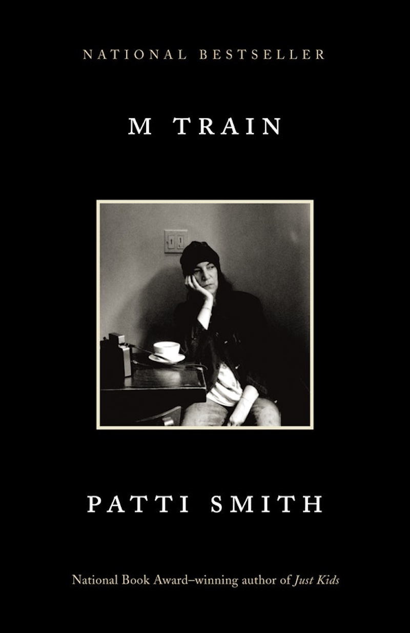 Best Books Of 2018 Patti Smith M Train
