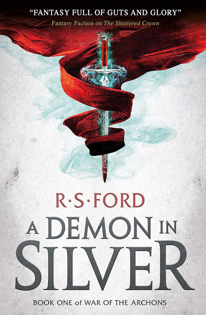 Richard Ford R.S. Ford A Demon In Silver