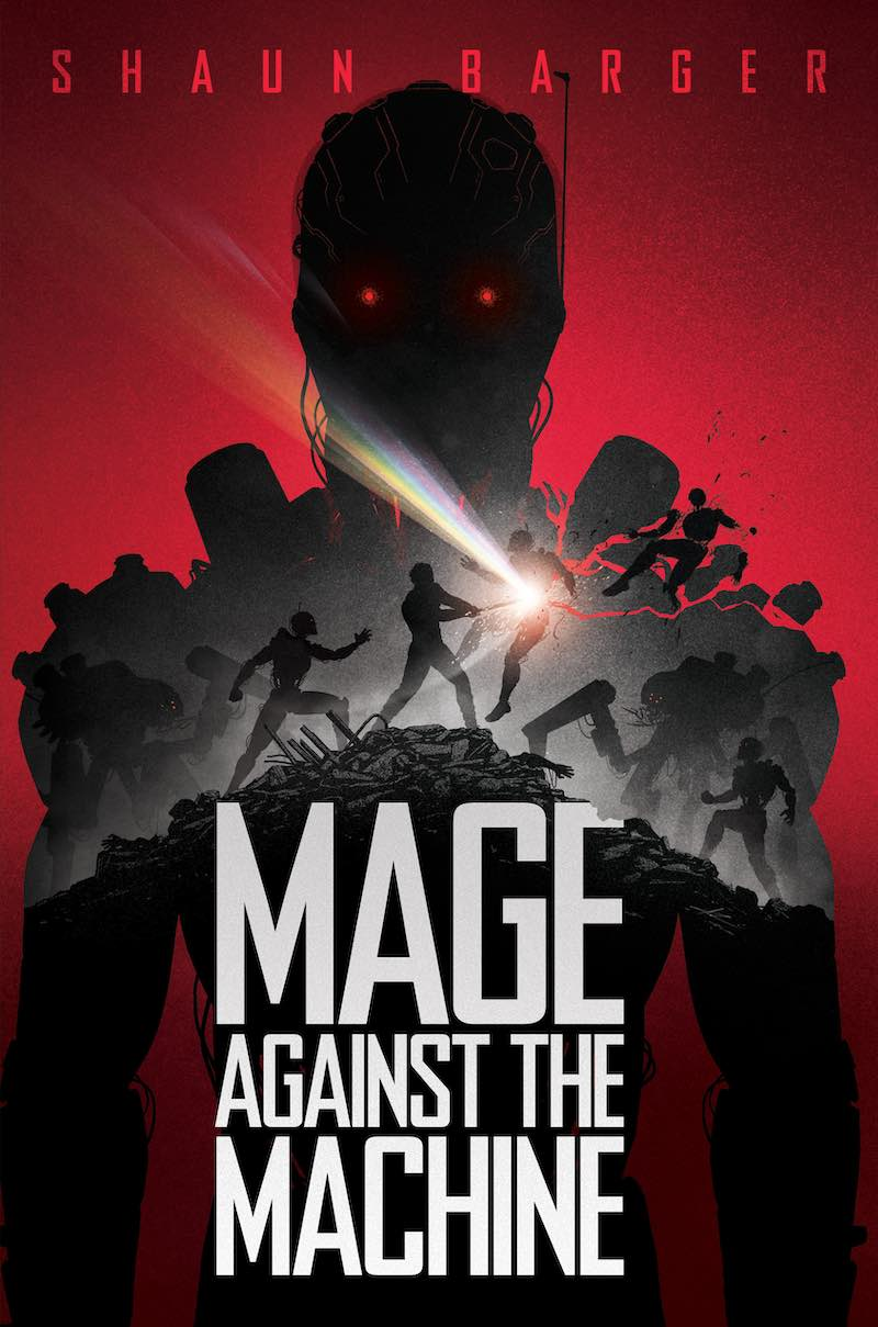 Shaun Barger Mage Against The Machine