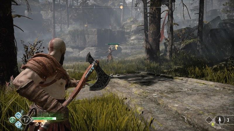 Best Video Games Of 2018 God Of War