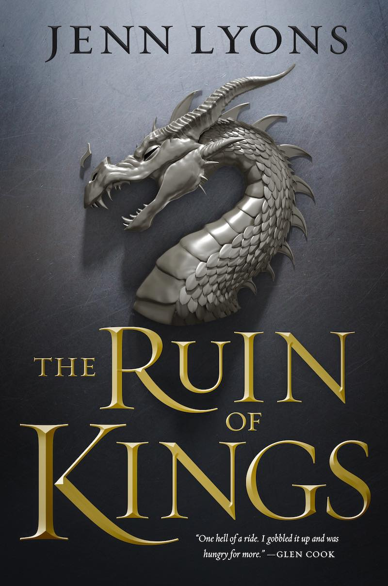 Jenn Lyons A Chorus Of Dragons The Ruin Of Kings