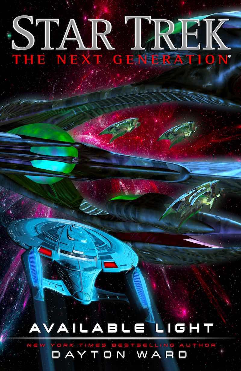 Dayton Ward Star Trek The Next Generation Available Light