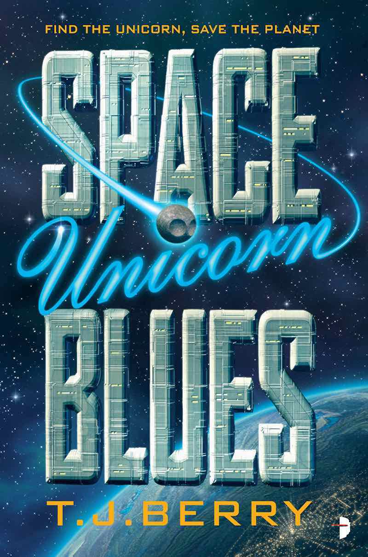 T.J. Berry Space Unicorn Blues Five Unicorn Flush