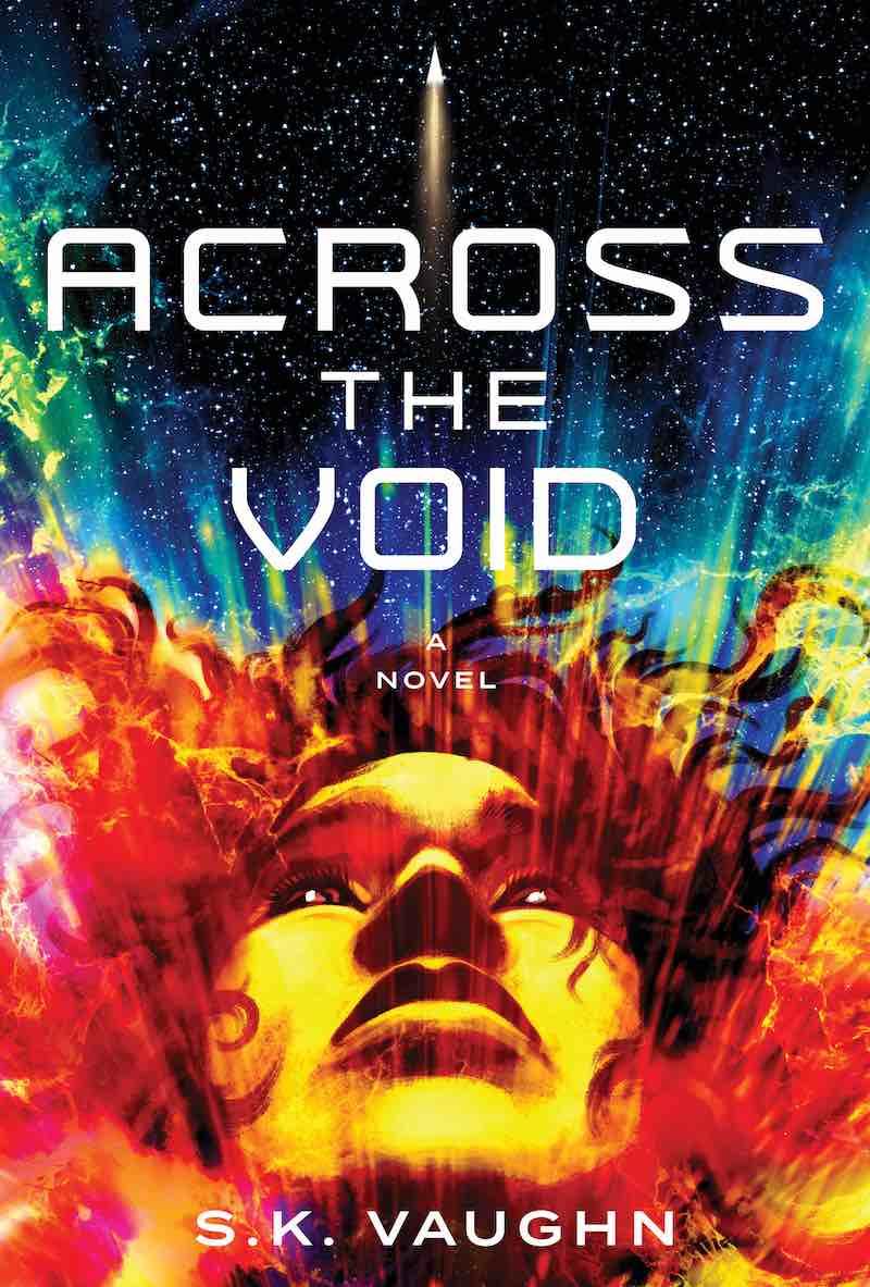 S.K. Vaughn Across The Void