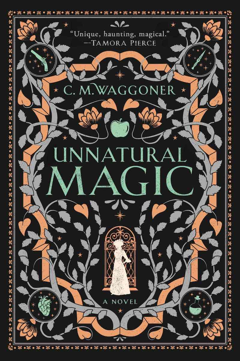 C.M. Waggoner Unnatural Magic