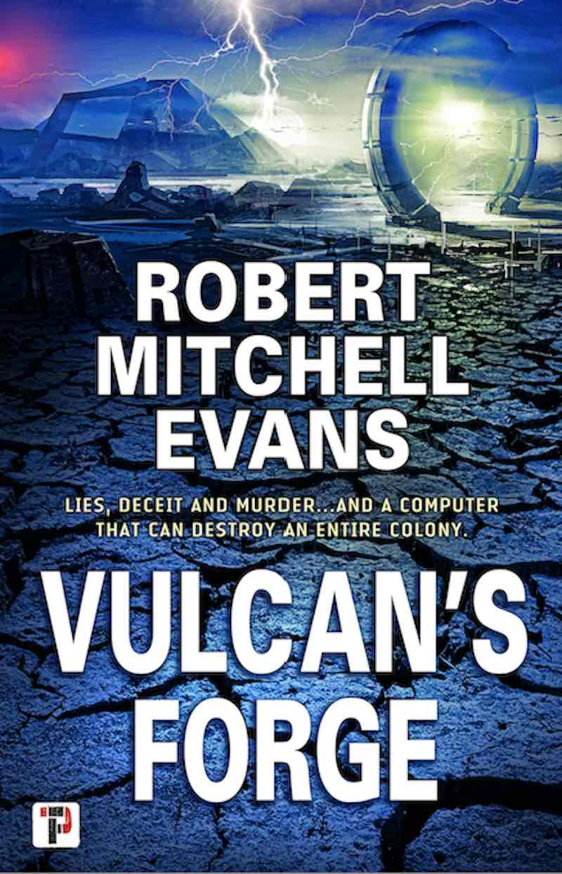 Robert Mitchell Evans Vulcan's Forge