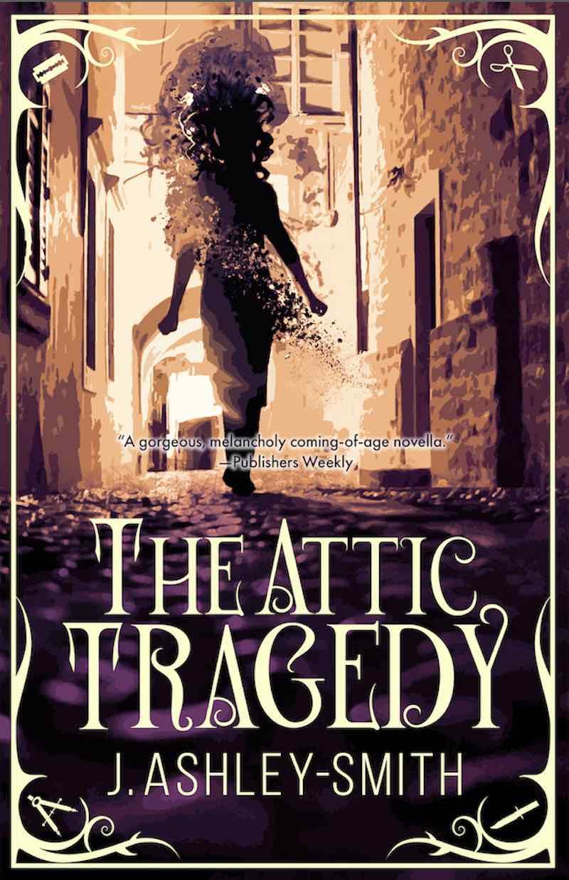 J. Ashley-Smith The Attic Tragedy